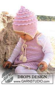 Bilde av Sweet Little Cupcake by DROPS Design